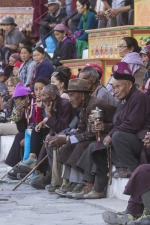 Ladakhi-people-watching-Hemis-